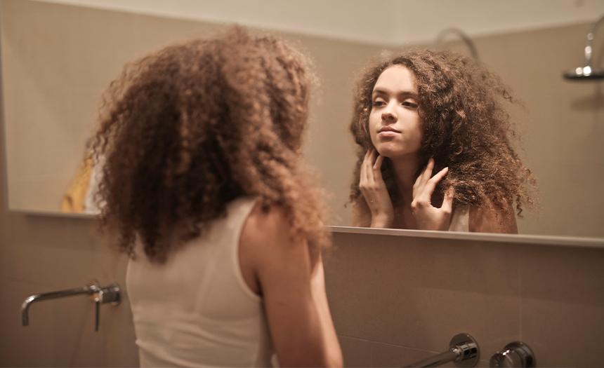 El peligro de buscar modelos de belleza y el cuerpo perfecto