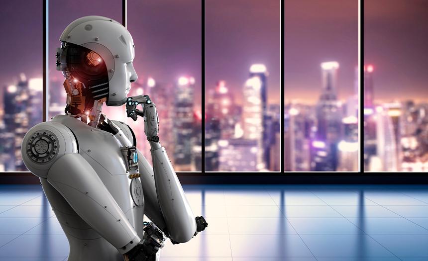 Presentan robots que podrían reemplazar a trabajadores humanos