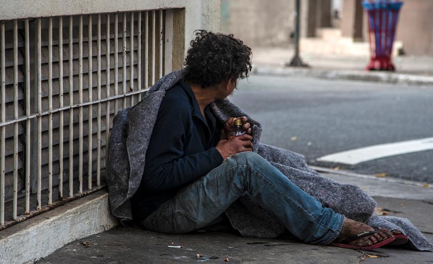 La mayor pobreza