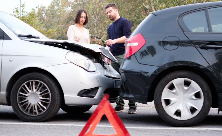 Accidentes más comunes en el tráfico, ¿cómo evitarlos?