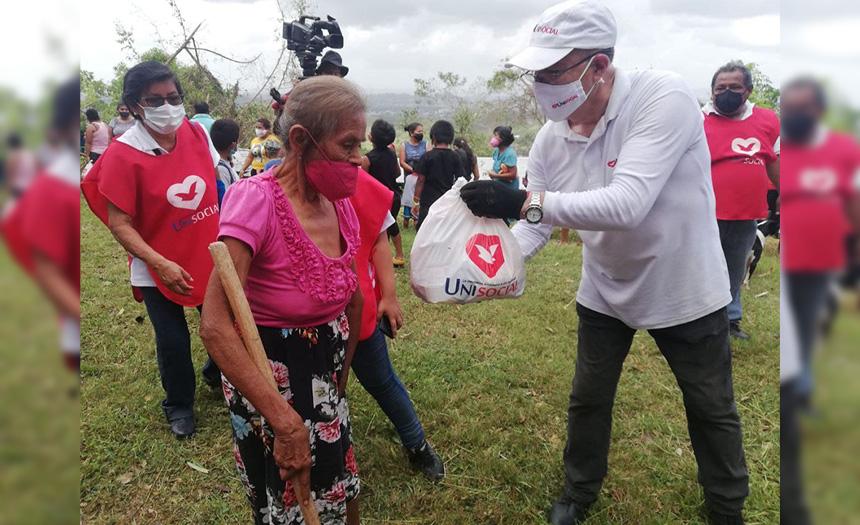 La ayuda llegó para damnificados de Poza Rica, Veracruz