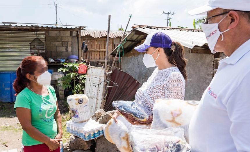 DIF Morelos reconoce labor humanitaria de la UniSocial