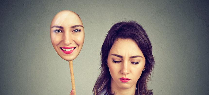 Depresión sonriente: más peligrosa que la común