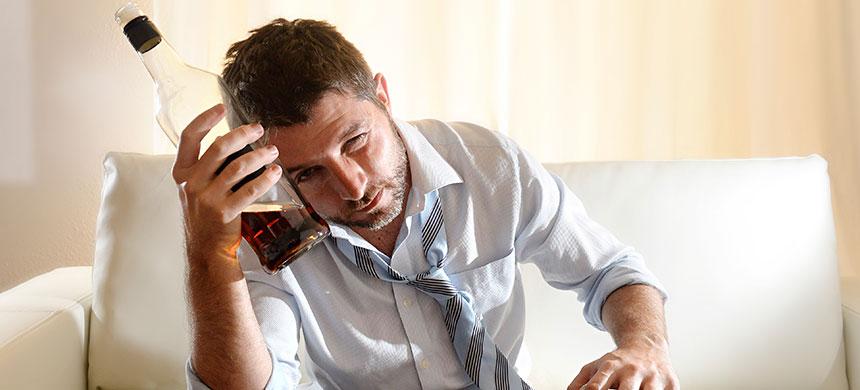 ¿Qué sucede en el cerebro cuando consumes alcohol?