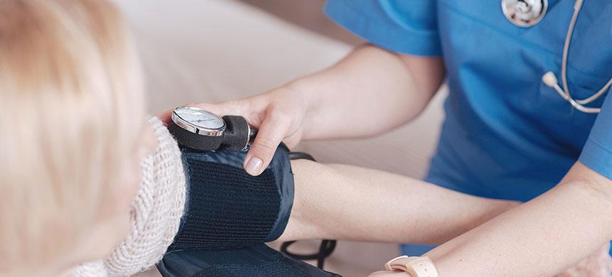 31 millones de personas sufren hipertensión en el país