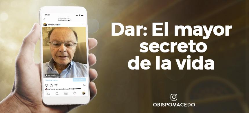 Dar: El mayor secreto de la vida