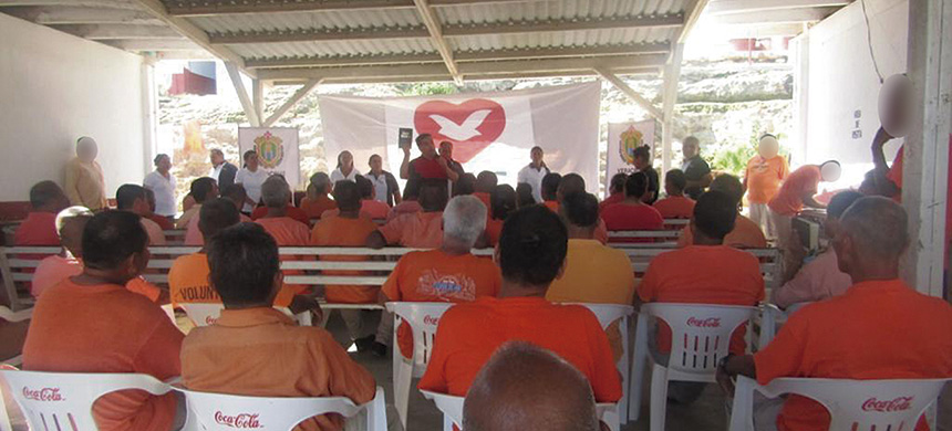 La UEC llegó hasta Papantla, Veracruz