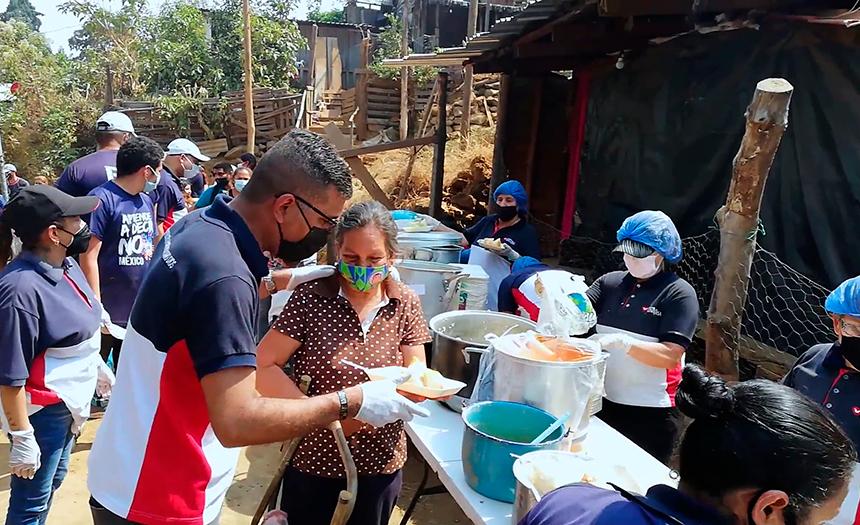 Familias de Uruapan no logran llevar alimento a su mesa