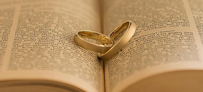¿Qué necesitas hacer para casarte con Dios?