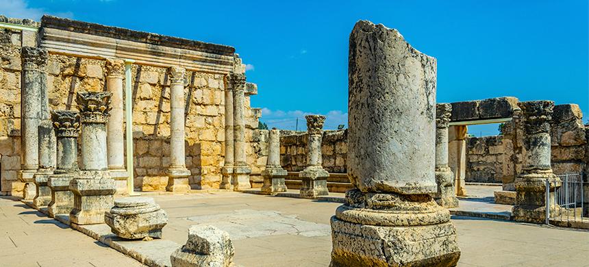 Capernaum: el escenario de muchos milagros del Mesías