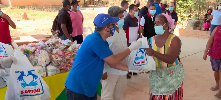 La crisis afectó a la comunidad afromexicana de Cuajinicuilapa