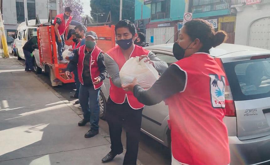 «Estamos sin trabajo y sin casa»: la situación de Santa Lucía, Puebla