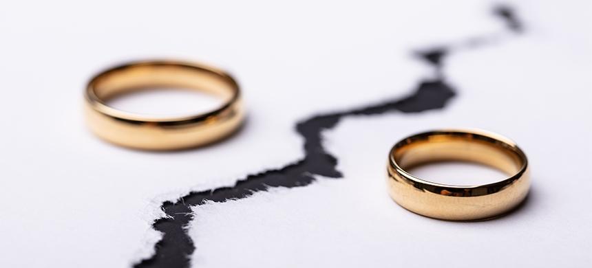 Costumbres de la Biblia: el divorcio