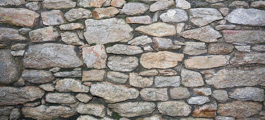 Costumbres de la Biblia: las construcciones de piedra