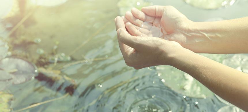 ¿Cómo apagar la sed del alma?