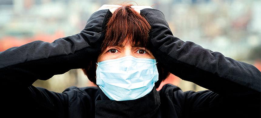 ¿Cómo lidiar con los trastornos mentales durante una pandemia?