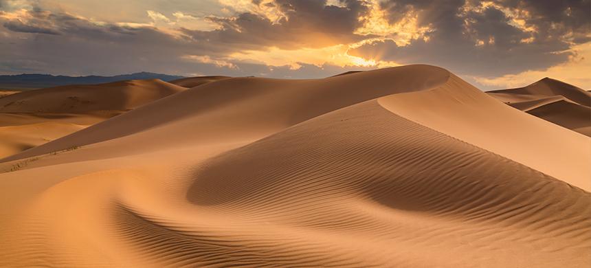 Desierto: la escuela superior de Dios