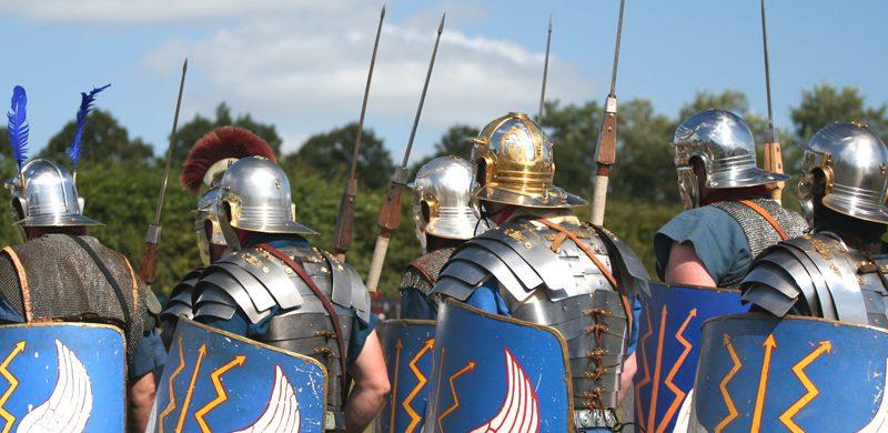 Costumbres de la Biblia: El ejército romano
