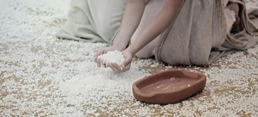 El pan del Cielo y su lección