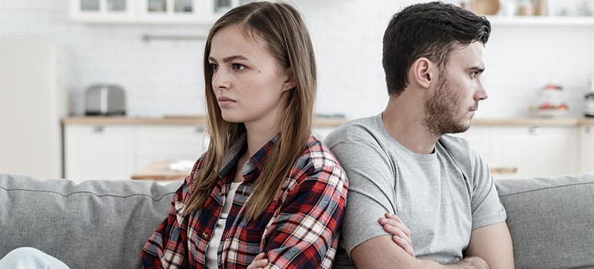 ¿Qué hacer cuando hay déficit de atención en la pareja?