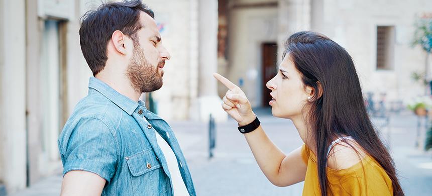 Relaciones tóxicas: cuando uno saca provecho del otro
