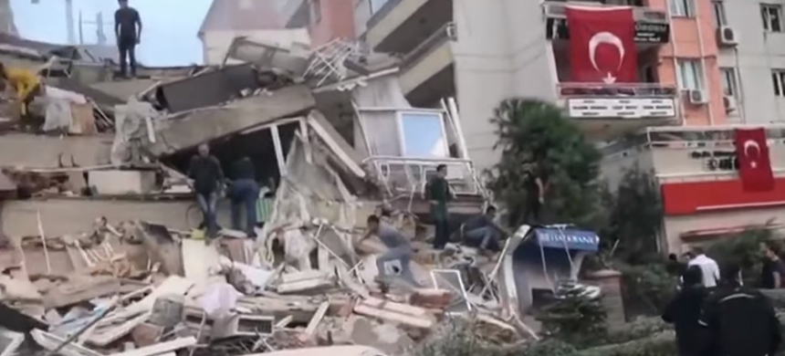 Terremoto en Turquía: ¿una señal del fin de los tiempos?
