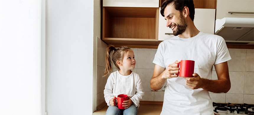 El impacto que el padre ejerce en la vida de sus hijas