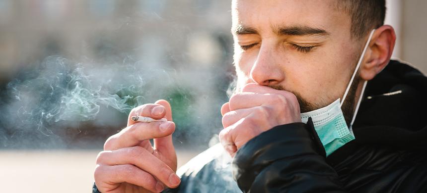 El consumo de drogas puede agravar síntomas del COVID-19
