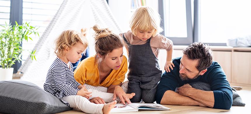 Padres e hijos: ¿cómo dar cariños y límites?
