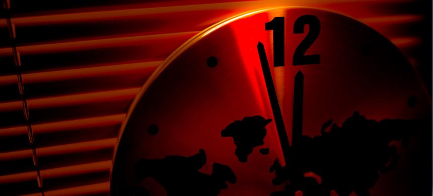Reloj del Apocalipsis permanece señalando 100 segundos para el fin