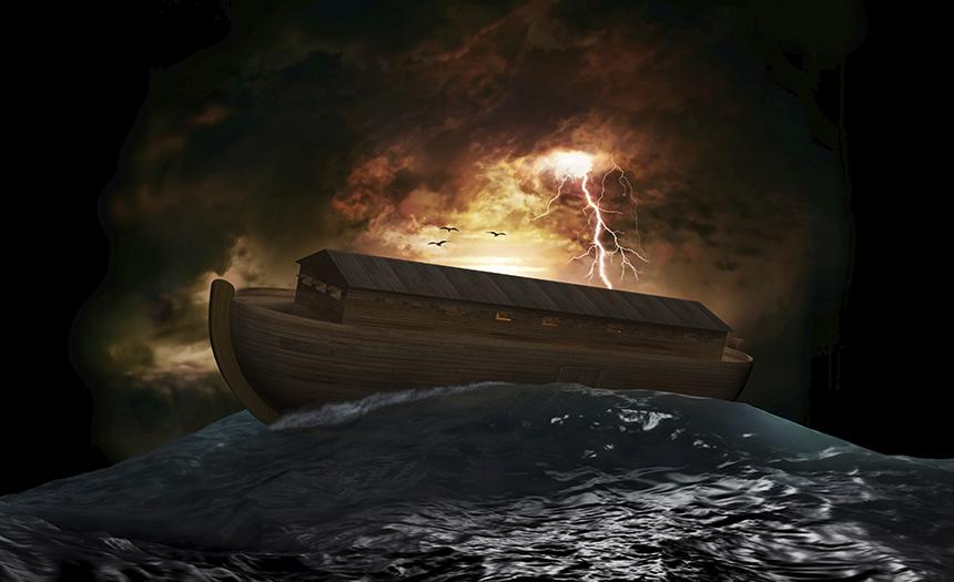 ¿Y si el diluvio hubiera sucedido hoy? ¿Cómo ser salvo?