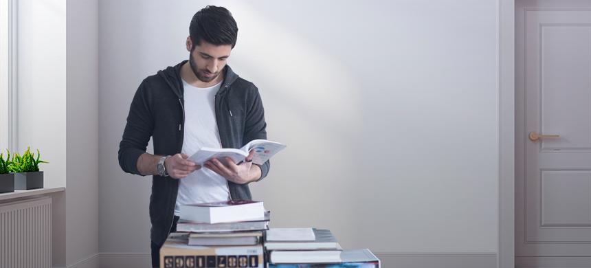 Solo el 25 % de los universitarios concluye sus estudios