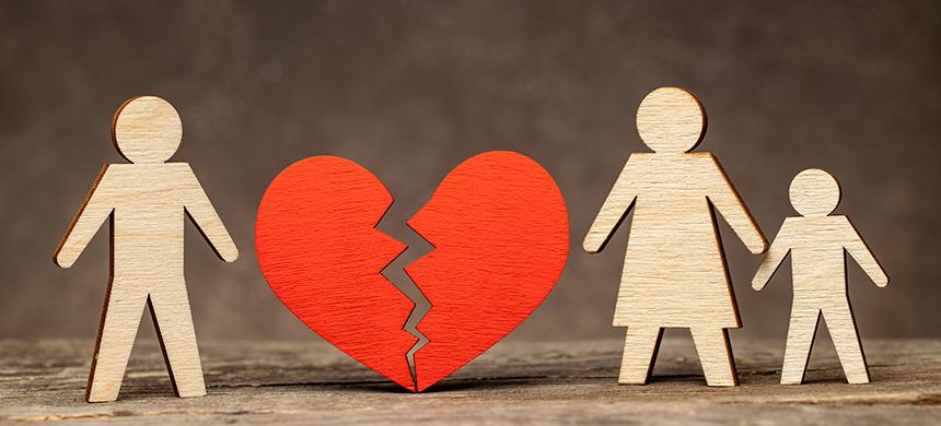 La separación puede provocar traumas en los hijos hasta la vida adulta