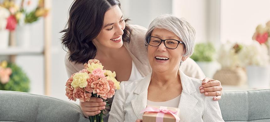¿Cómo celebrar el Día de la Madre en cuarentena?