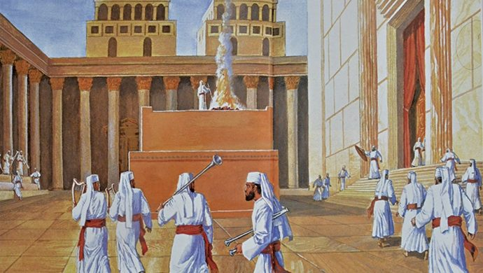 Costumbres de la Biblia: los levitas