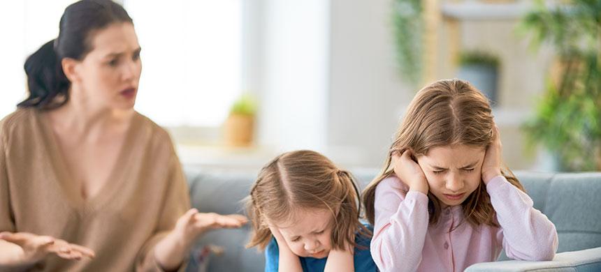 Atención, padres: no irriten a sus hijos