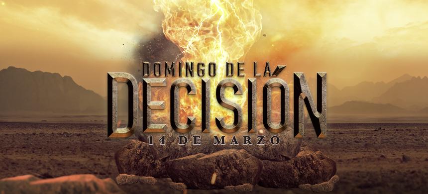 Domingo de la Decisión: la elección que cambiará tu historia