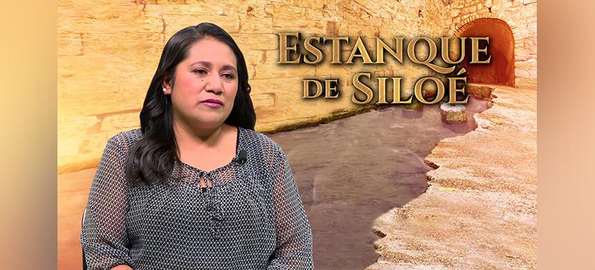 Estanque de Siloé: Yo era un caso perdido