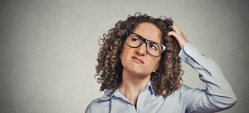 ¿Qué tipo de pensamientos deja entrar a su mente?