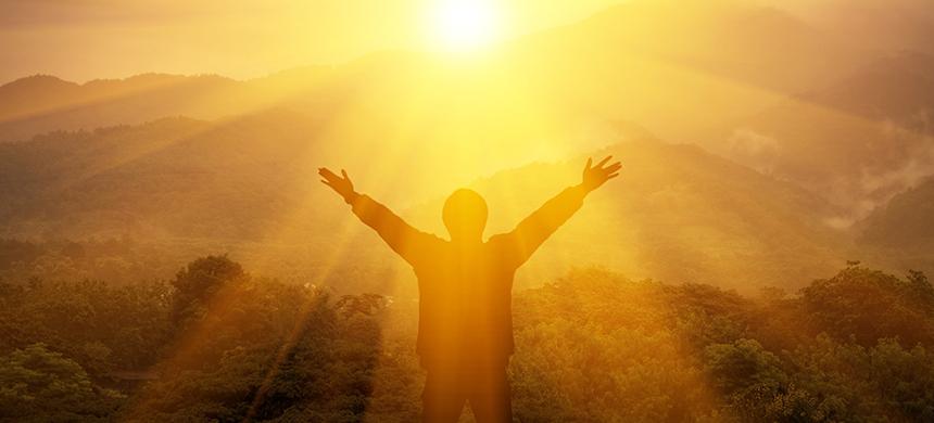 Aprende a estar agradecido con Dios
