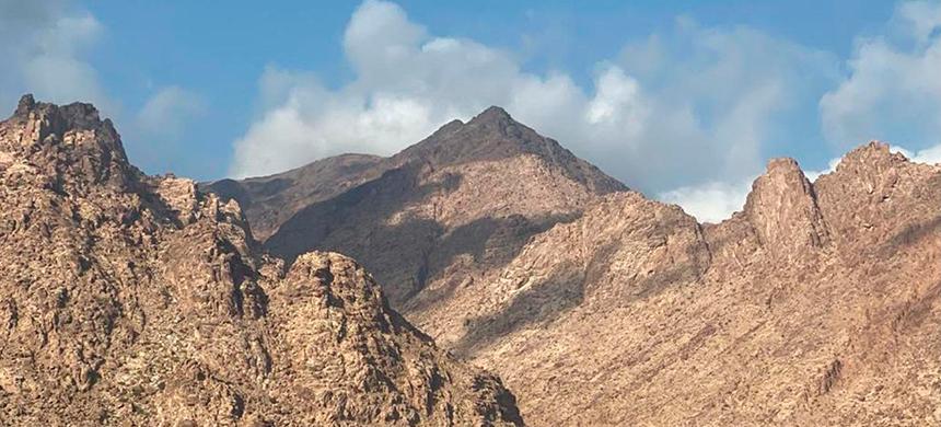 En enero, 12 obispos subirán al monte Sinaí