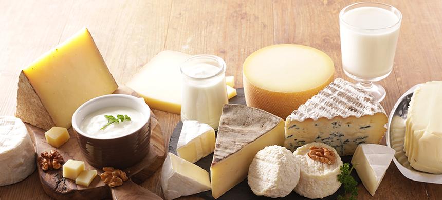 Los lácteos no son buenos para la gastritis
