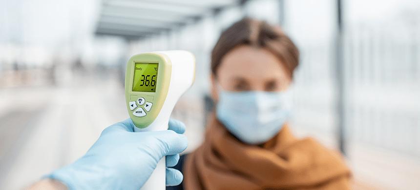 ¿Los termómetros infrarrojos afectan tu salud?