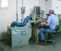 VF Stand Alone Dust collector