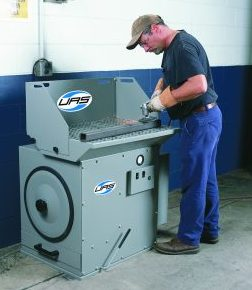 VB-1500 Parker Downdraft Table Dust Collector