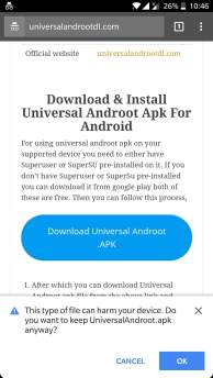 universal androot apk v2 3 6 2017 updated official