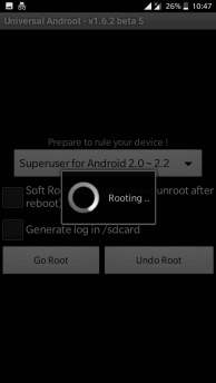 Universal Androot APK rooting
