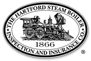 View the website for The Hartford Steam Boiler Inspection