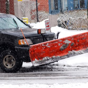 snow removal property maintenance services Universal Cleaners Inc Hamilton