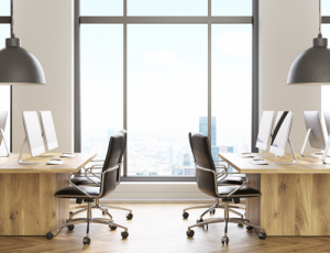 clean office Universal Cleaners Inc
